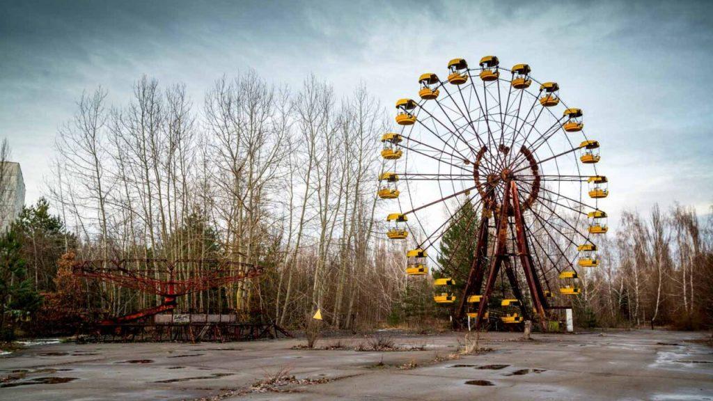 Chernobyl e tutti i nostri scheletri nell'armadio